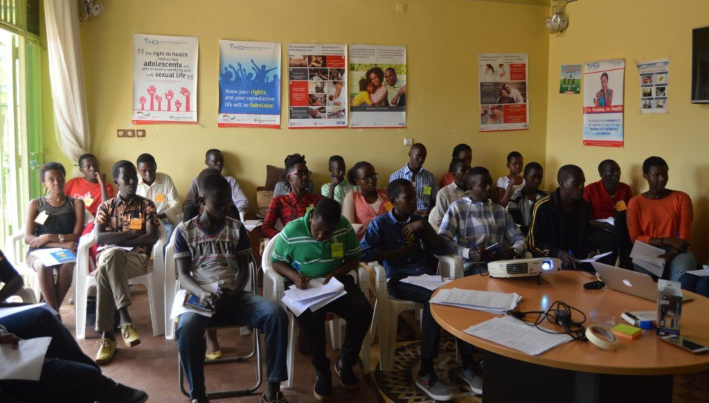 Adolescent Sexual Reproductive Health and Rights project