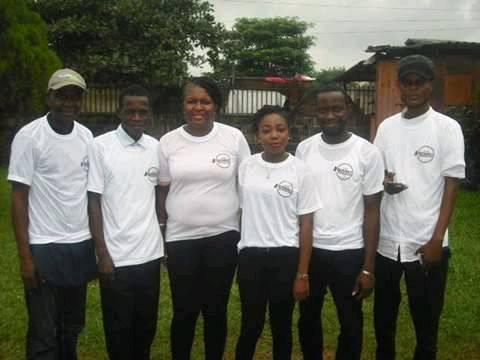 Sothawaca team after a programme