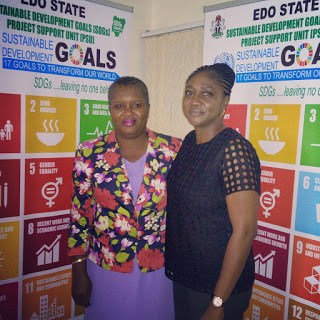 Advocacy Visit to the Edo State SDGs Office
